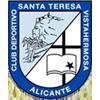 Santa Teresa 女子